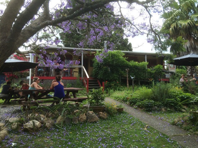 Driving Creek Cafe