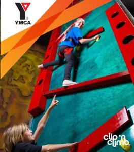 Clip 'N Climb, Christchurch Kids On Board