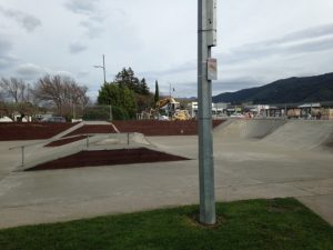 Playground and Skatepark, Featherston Kids On Board