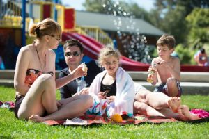 Thermal Pools & Spa, Hanmer Springs Kids On Board