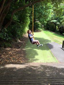 Walk up Mount Kaukau, Wellington Kids On Board