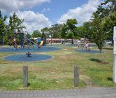 Playground at Kuirau Park 1