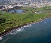 Coastal Walkway Aerial