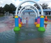 Napier Aquatic splash pad
