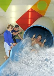 Todd Energy Aquatic Centre, New Plymouth Kids On Board