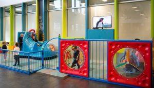 Plaza Cafe play area