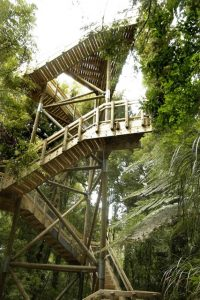 Sanctuary mountain tower