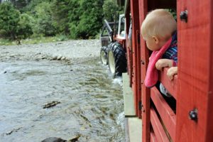 Staglands, Upper Hutt Kids On Board