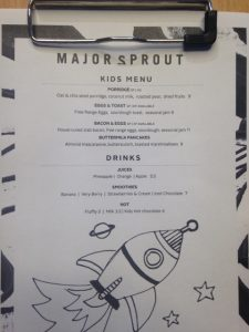 major-sprout-kids-menu