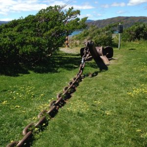 Churchill play area, Seatoun Kids On Board