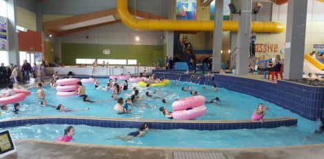 Kids on board the lido aquatic centre palmerston north for Palmerston north swimming pool