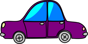 purple-car