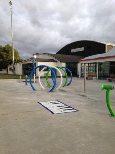 Russell Park playground and Splashpad, Waipukurau Kids On Board