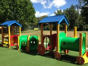 Lions Community Playground at Windsor Park, Hastings Kids On Board
