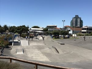 MacLean Playground and Skatepark, Paraparaumu Beach Kids On Board