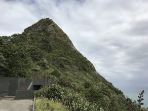Walk up Paritutu Rock, New Plymouth Kids On Board