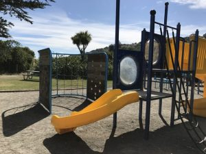Tahunanui Playground & Beach, near Nelson Kids On Board