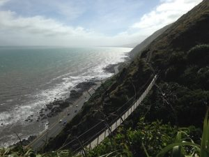 Te Araroa walk between Paekakariki and Pukerua Bay Kids On Board