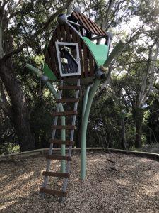 Matairangi treehouse