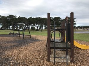 Foxton Beach playground