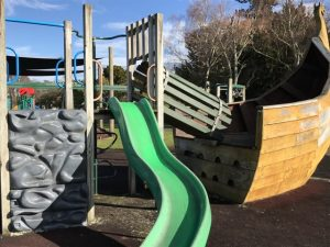 Dannevirke Domain playground Kids On Board