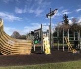 Danniverke Playground Viking boat