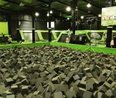 Flip Out foam pit