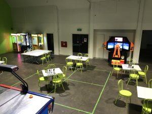 Flip Out Indoor Trampoline Arena, Hastings Kids On Board