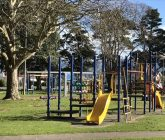 Woodville Playground younger kids section