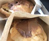 Chocolate Eclair Ohakune