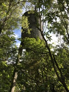Maraetotara water tower