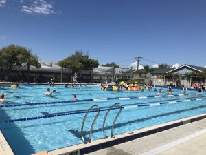 McKenzie Baths Summer Pool, Petone Kids On Board