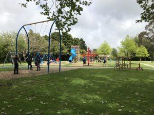 Haruatai Park, Otaki