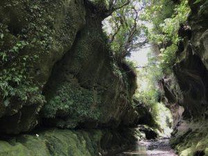 Patuna Chasm
