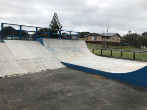Skate ramp Waitarere