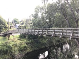 Karangahake Gorge bridge 1