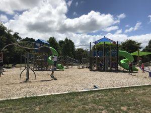 Trentham Memorial Park Kids On Board