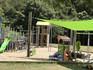 Trentham Playground preschool area