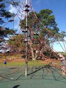 Coyle Park, Point Chevalier, Auckland Kids On Board