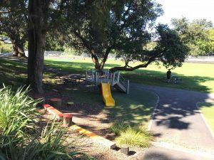 Western Park, Freemans Bay, Auckland Kids On Board