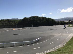 Marlow Park (AKA Dinosaur Park), St Kilda, Dunedin Kids On Board