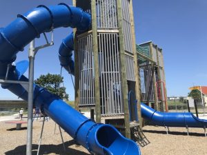 The Falcon's Lookout Playground & Skatepark, Wairoa Kids On Board